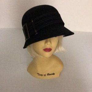 Women's SCALA Bucket hat 100% wool one size